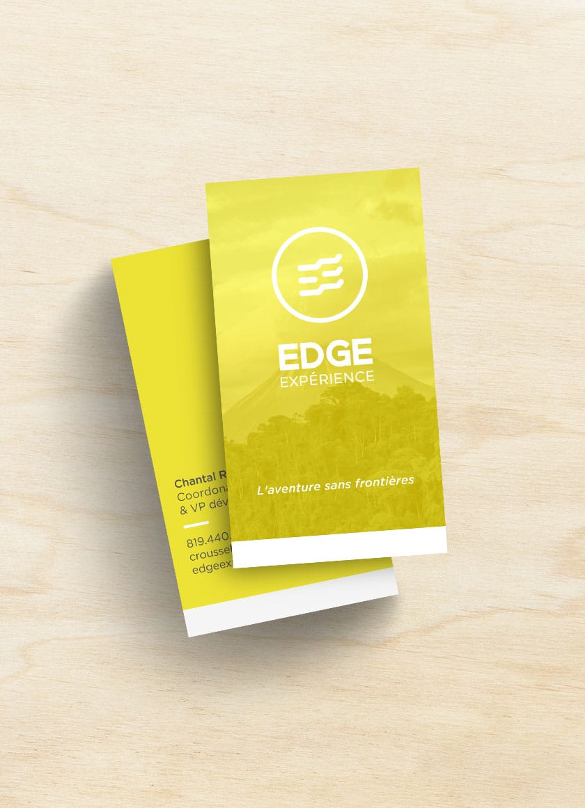 Edge Expérience