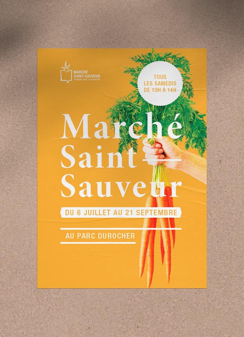 Saint-Sauveur Market