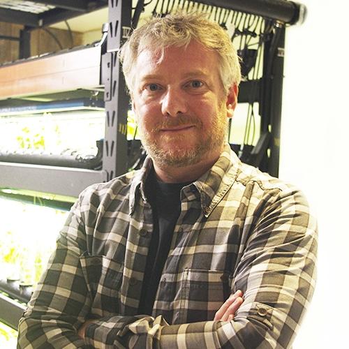 Rémi Carrier, Fondateur de L'Agriculteur Urbain
